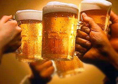 Статистика потребления пива по странам