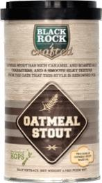 Black Rock Crafted Oatmeal Stout 1,7 кг.