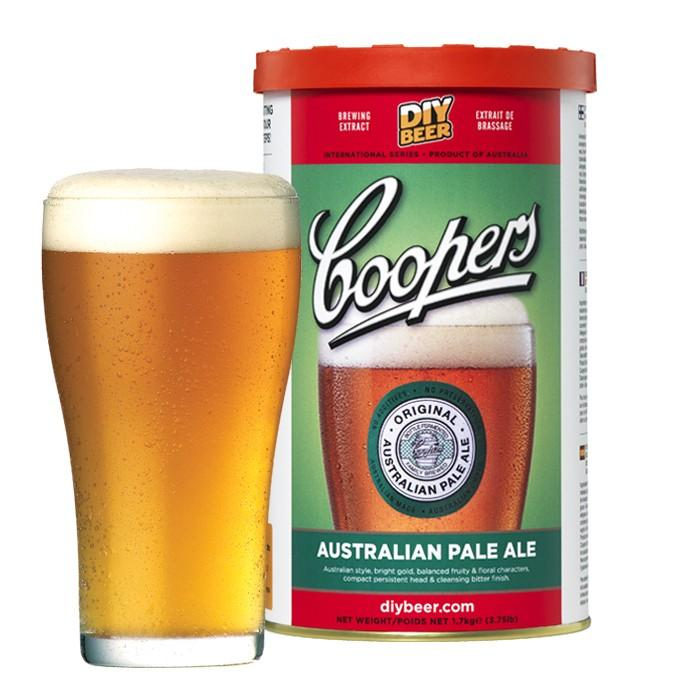 Coopers Australian Pale Ale 1,7 кг.