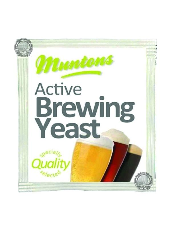 Muntons Active Brewing Yeast 6 гр.