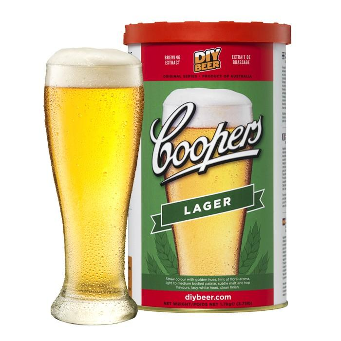 Coopers Lager 1,7 кг.