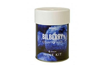 Muntons 6 Bottle Bilberry