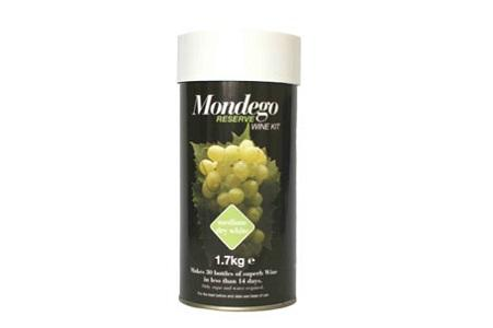 Muntons Mondego Medium Dry White Wine