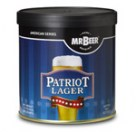 Mr.Beer Patriot American Lager 850 гр.