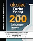 Alcotec Turbo Yeast 200 Batch 86 гр.