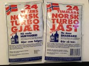 Turbo 24H Norsk 205 гр.